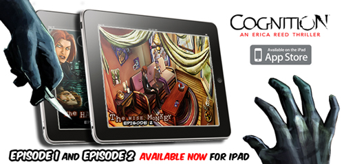 Cognition Episode 1 Now In App Store!