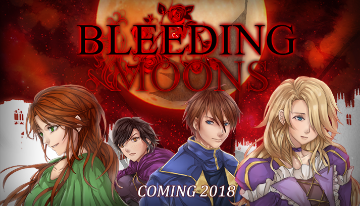 Bleeding Moons: Coming 2018!