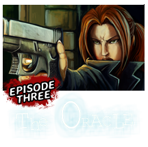 Cognition: An Erica Reed Thriller Episode 3 - The Oracle Ep03OracleTitle
